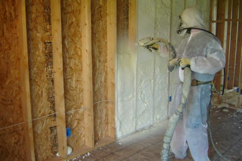 BASEMENT INSULATION – CANADA FOAM